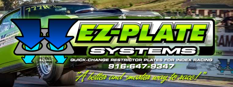 EZ-Plate Systems - Quick-change Restrictor Plates for Index Racing